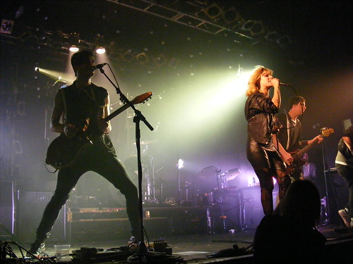 The Sounds gig - Electric Ballroom, Camden