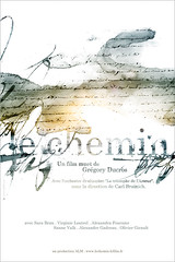 Le chemin - movie poster (fabienbarral) Tags: promo cd sting vinyl police 7 single lp rare collector fabien thepolice outofprint barral stingoop