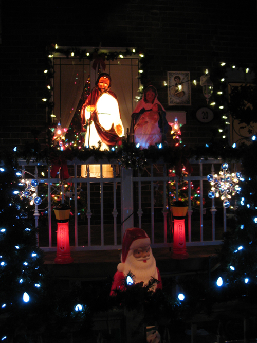 Glowing Joseph