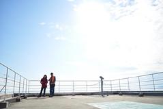 太平洋的風,與陽光裡
