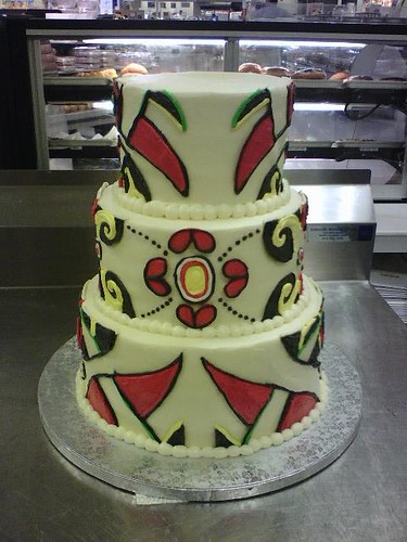 Tribal Wedding Cakes Best
