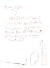 santa letter copy