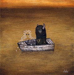 Loneliness of the Lost at Sea by andy kehoe