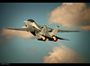 AFTERBURNER! (~Clubber~) Tags: canon f14 retired legend tomcat vf101 afterburner grimreapers aviationairplaneusnavynavyusnmilitary
