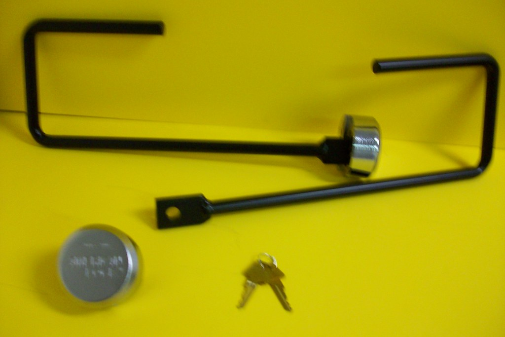 Dania Boot Trailer Wheel Lock