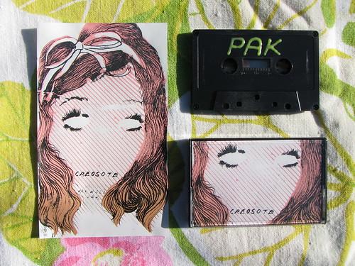 Pak - Creosote - Faux Pas Records