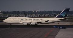 Garuda Indonesia Boeing 747-400