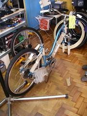 Xtracyclerização de uma Electra Townie