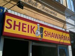 Sheik Shawarma (add1sun) Tags: copenhagen restaurant nørrebro shawarma sheikshawarma