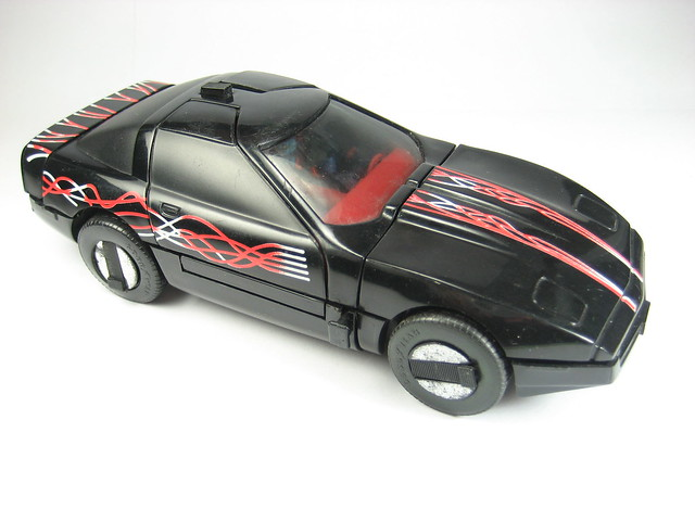 Raven Corvette from MASK