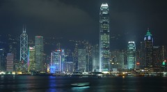 Hong Kong - Night Skyline (cnmark) Tags: china city light panorama reflection building tower skyline architecture modern night skyscraper landscape geotagged island hongkong noche harbor boat ship cityscape nacht harbour centre famous central scenic bank victoria panoramic hong kong trail international crop noite cropped   grattacielo nuit bankofchinatower hsbc notte nachtaufnahme finance wolkenkratzer rascacielo gratteciel  arranhacu 2ifc thecenter 1ifc jardinehouse  allrightsreserved hsbcmainbuilding cheungkongcenter  hongkongandshanghaibank  oltusfotos doublyniceshot tripleniceshot mygearandme mygearandmepremium mygearandmebronze geo:lon=114165389 geo:lat=22294564 artistoftheyearlevel3 artistoftheyearlevel4 artistoftheyearlevel5 artistoftheyearlevel7 artistoftheyearlevel6