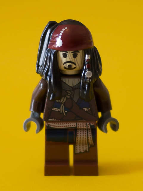 Voodoo Jack Sparrow
