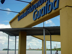 Estação Hidroviária (Gijlmar) Tags: brasil brazil brasilien brésil brasile brazilië riograndedosul américadosul américadelsur southamerica amériquedusud guaíba