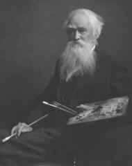 Thomas Moran, circa 1910 (YellowstoneNPS) Tags: thomas moran