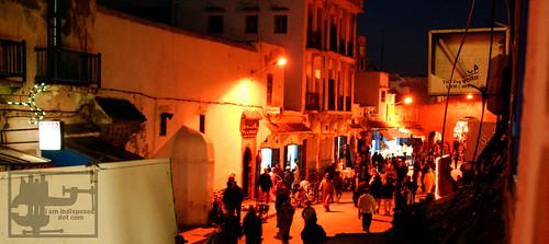 Ave Zerktouni, Essaouira, Morocco