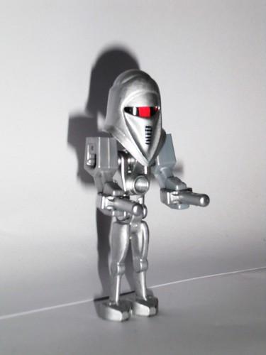 Cylon Centurion custom minifig