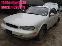 95 Infinity J30 -stock #0203p9