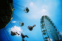 all the fun of the fair (lomokev) Tags: blue summer sky paris fun lomo lca xpro lomography crossprocessed xprocess ride spin ground lomolca ferriswheel agfa bigwheel jessops100asaslidefilm agfaprecisa lomograph noria agfaprecisa100 fairgroundride gentel precisa swingcarousel jessopsslidefilm file:name=090708lomolca19 roll:name=090708lomolca yahoo:yourpictures=europeanmonuments