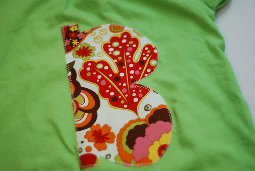 "Bella's ""Lollipop"" shirt"