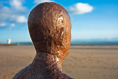 Another Place #3 (Ben Malcolm) Tags: beach statue crosby antonygormley anotherplace