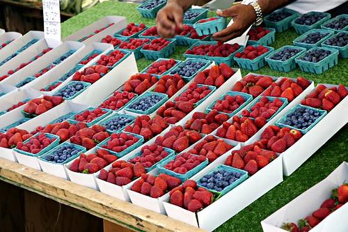 Local Organic Berries