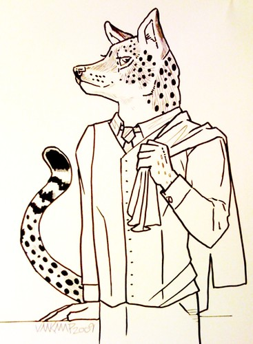 Business Cheetahfox