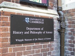 Department of History and Philosophy of Science, University of Cambridge
