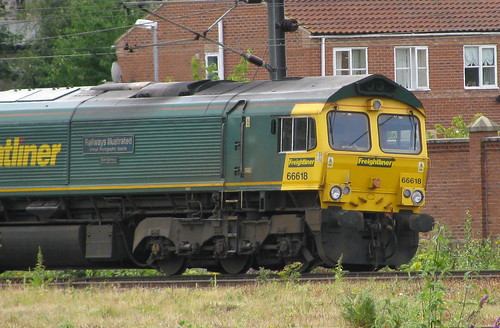 "66618 ""Railways Illustrated"" at York"