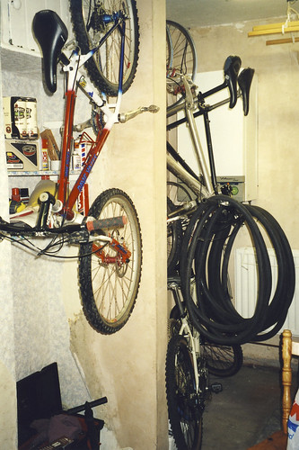 Allison Street bike storage