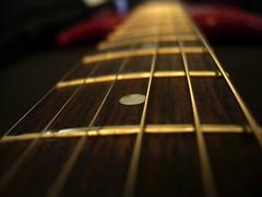 JS 100 -Neck (M.Shafagoj) Tags: red electric guitar jordan ibanez joesatriani js100