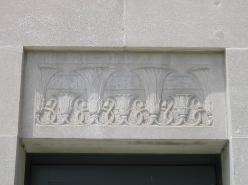 Architectural details on 1520 14th Street