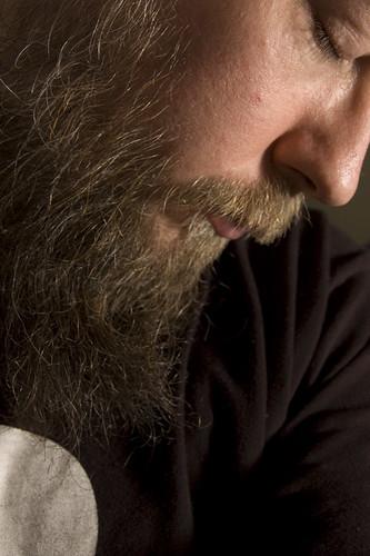 Self portrait - profile