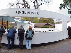 Old Penguin Pool, London Zoo
