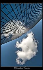 3 (Romain sauze...come back ..) Tags: sky cloud 3 paris france building french nikon tour bleu reflet ciel porte nuage reflexion hdr couleur bagnolet 1755 d300 mercuriales abigfave bratanesque atomicaward romainsauze