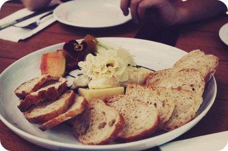 Cheese plate Chez Eric