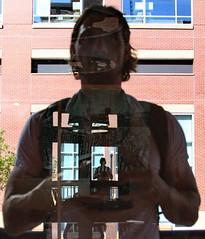 Pieces of Glass (vaniten) Tags: urban reflection self activeassignmentweekly bestofweek1 bestofweek2 bestofweek3 bestofweek4 bestofweek5 bestofweek6