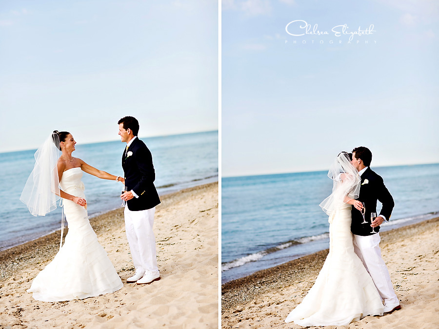 Dream Weddings on the Shores of Lake Michigan