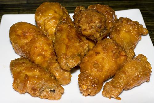 Spicy Bonchon Chicken