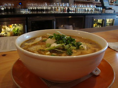 Spicy Seafood Soup @ Heaven's Dog