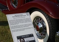 1933 Packard Twelve Dietrich Sport Phaeton (carphoto) Tags: 33 twelve packard phaeton model1006dietrichsport meadowbrookconcours2009 1933packardv12dietrichsportphaeton ©richardspiegelmancarphoto