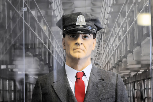 """Prison Guard"" by sonofgroucho on flickr"