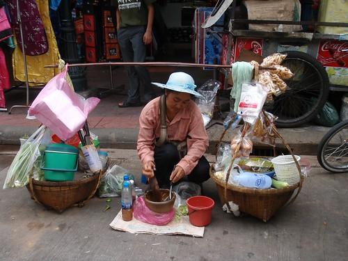 Alrededores de Khaosan Road