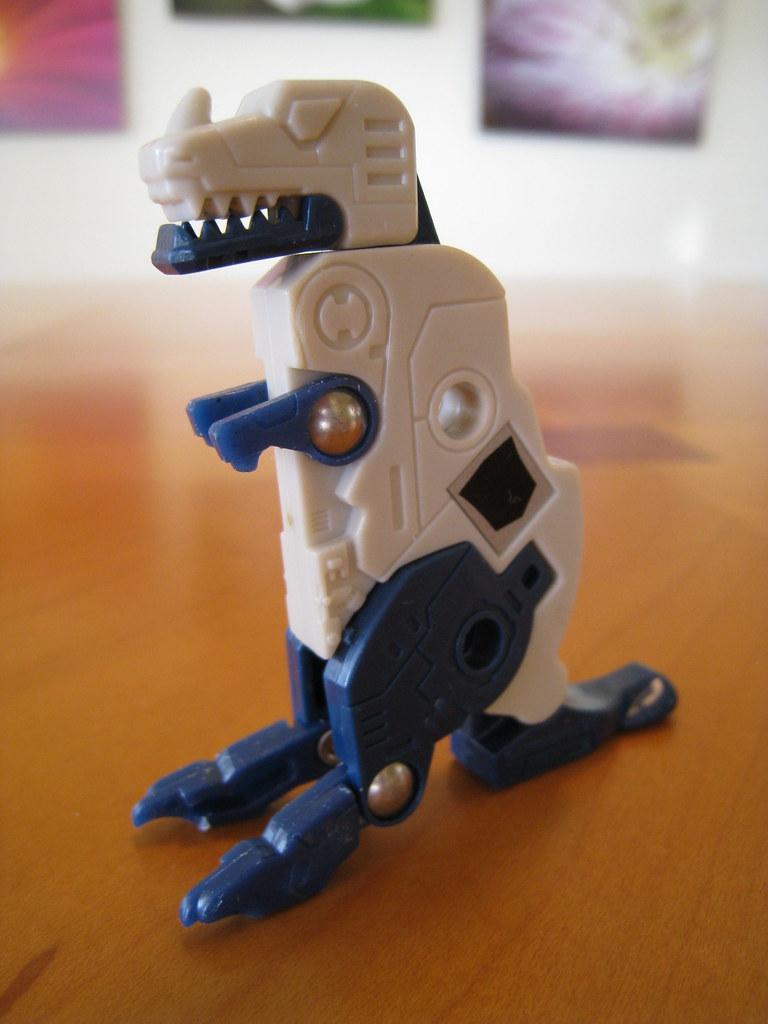 Overkill - Robotic Dinosaur mode