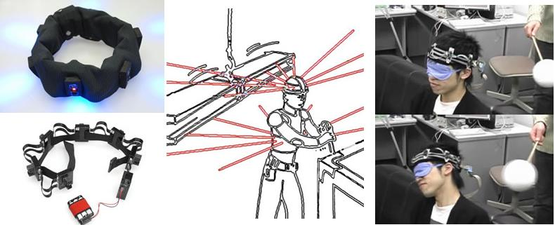 haptic radar