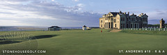 St. Andrews #18 - R & A