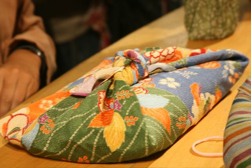 Workshop furoshiki