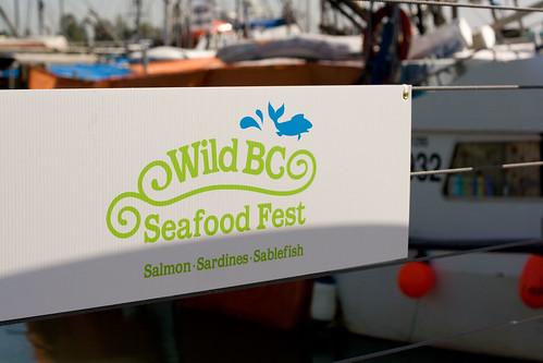 Wild BC Seafood Fest