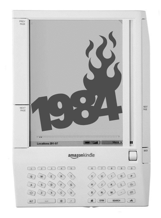 Amazon Kindle 1984