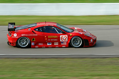 Risi Competizione Ferrari F430GT at Mosport