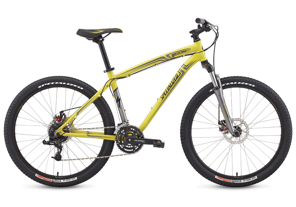 Specialized Hardrock Sport Disc Yellow